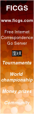 Play weiqi online, Go server