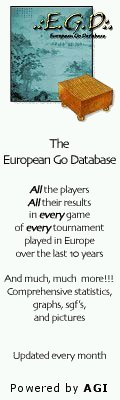 European Go Database